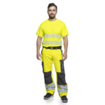 Safety yellow/Grey